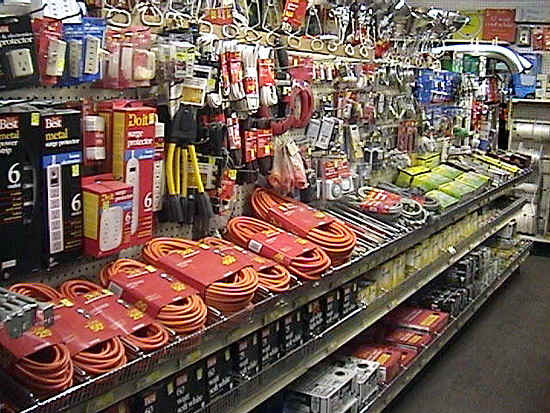 Electrical Supplies Gallery